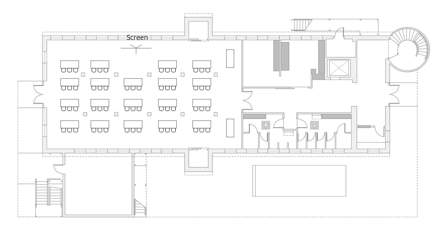 5 - Lower Level Classroom