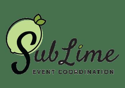 SubLime Event Coordination
